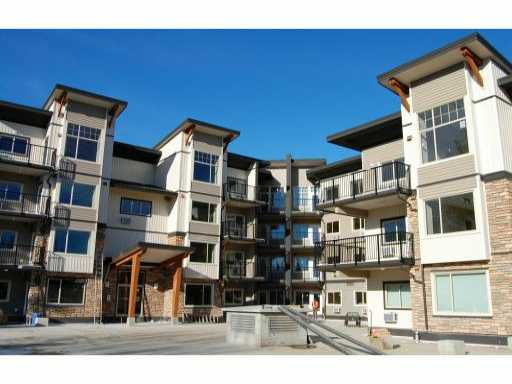 "Main Photo: 407 11935 BURNETT Street in Maple Ridge: East Central Condo for sale in ""KENSINGTON PARK"" : MLS®# V866366"
