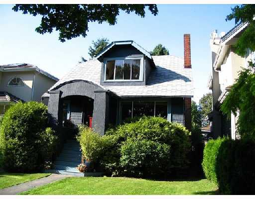 Main Photo: 2619 W 15TH Avenue in Vancouver: Kitsilano House for sale (Vancouver West)  : MLS®# V731893