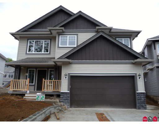Main Photo: 32520 ABERCROMBIE Place in Mission: Mission BC House for sale : MLS®# F2829090