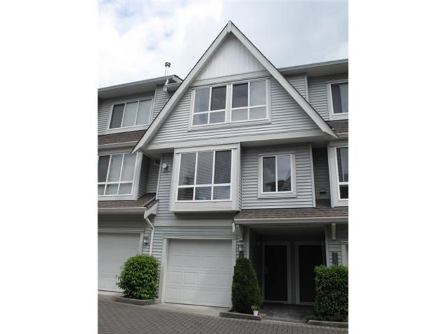 """Main Photo: 7307 HAWTHORNE Terrace in Burnaby: Highgate Townhouse for sale in """"The Berkeley"""" (Burnaby South)  : MLS®# V835780"""