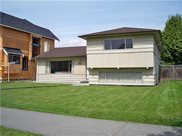 Main Photo: 4444 Brakenridge in Vancouver West, Quilchena: Quilchena House for sale (Vancouver West)  : MLS®# V839057