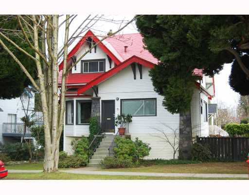 "Main Photo: 3480 YUKON Street in Vancouver: Cambie House for sale in ""CAMBIE"" (Vancouver West)  : MLS®# V753810"