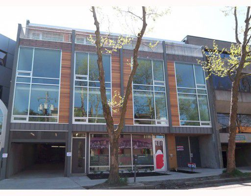 """Main Photo: 5 850 W 8TH Avenue in Vancouver: Fairview VW Townhouse for sale in """"KOI"""" (Vancouver West)  : MLS®# V787104"""