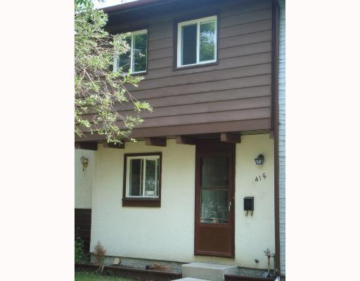 Main Photo: 415 HOUDE Drive in WINNIPEG: Fort Garry / Whyte Ridge / St Norbert Residential for sale (South Winnipeg)  : MLS®# 2814059