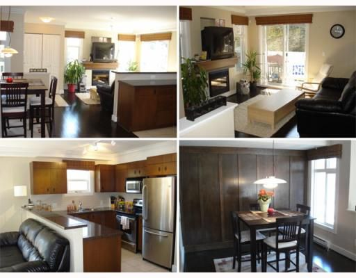 """Main Photo: 5 7428 SOUTHWYNDE Avenue in Burnaby: South Slope Townhouse for sale in """"LEDGESTONE 2"""" (Burnaby South)  : MLS®# V761186"""