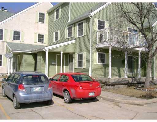 Main Photo: 634 KENASTON Boulevard in WINNIPEG: River Heights / Tuxedo / Linden Woods Condominium for sale (South Winnipeg)  : MLS®# 2804833
