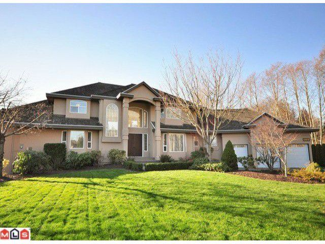 """Main Photo: 1905 169TH Street in Surrey: Pacific Douglas House for sale in """"HAZELMERE ESTATES"""" (South Surrey White Rock)  : MLS®# F1005318"""