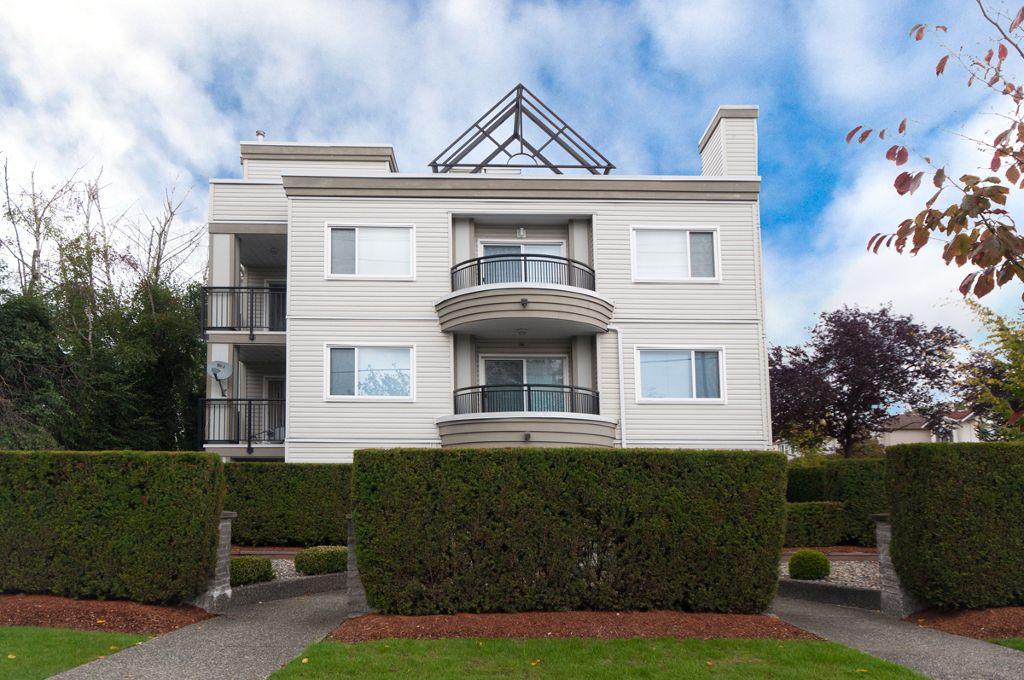 Main Photo: 103 1445 W 70TH Avenue in Vancouver: Marpole Condo for sale (Vancouver West)  : MLS®# V864943