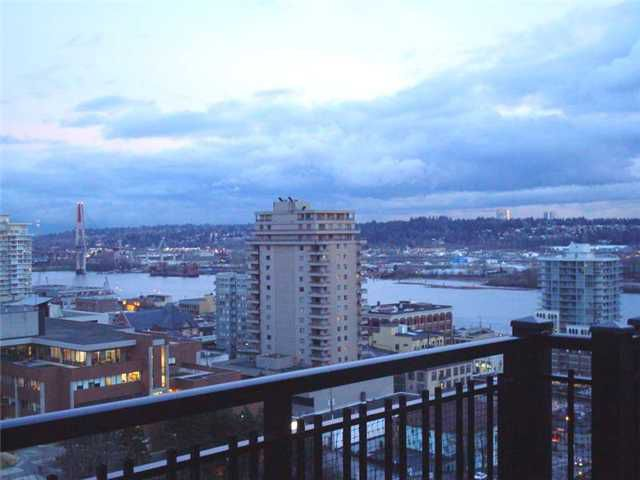 Main Photo: 1306 814 ROYAL Avenue in New Westminster: Downtown NW Condo for sale : MLS®# V867947