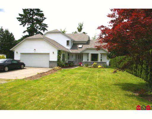Main Photo: 10049 THOMPSON Road in Chilliwack: Rosedale Popkum House for sale (Rosedale)  : MLS®# H2803551