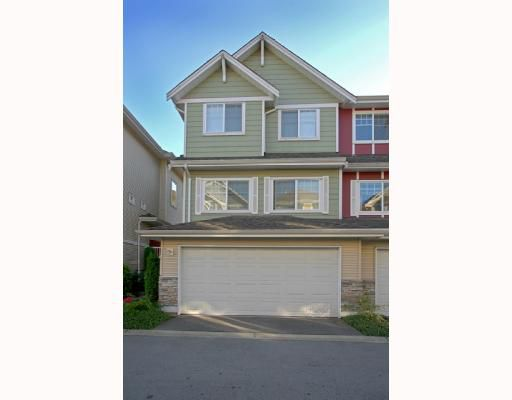 "Main Photo: 6 1108 RIVERSIDE Circle in Port Coquitlam: Riverwood Townhouse for sale in ""HERITAGE MEADOWS"" : MLS®# V791486"