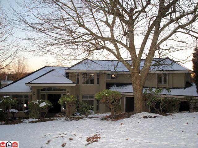 "Main Photo: 13520 55A Avenue in Surrey: Panorama Ridge House for sale in ""Panorama Ridge"" : MLS®# F1026127"