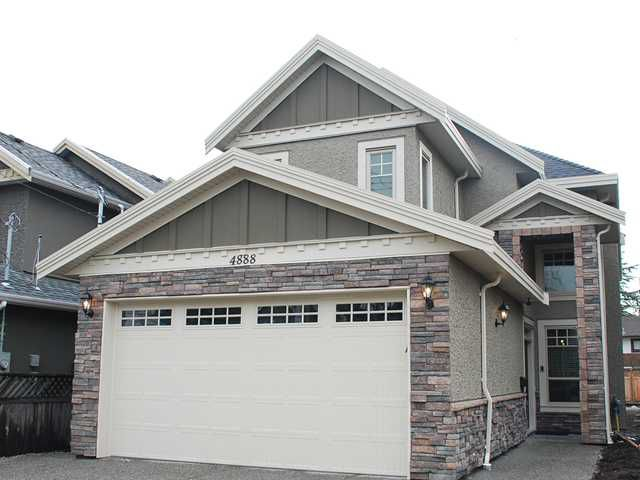 "Main Photo: 4886 GARRY Street in Richmond: Steveston South House for sale in ""STEVESTON"" : MLS®# V858357"