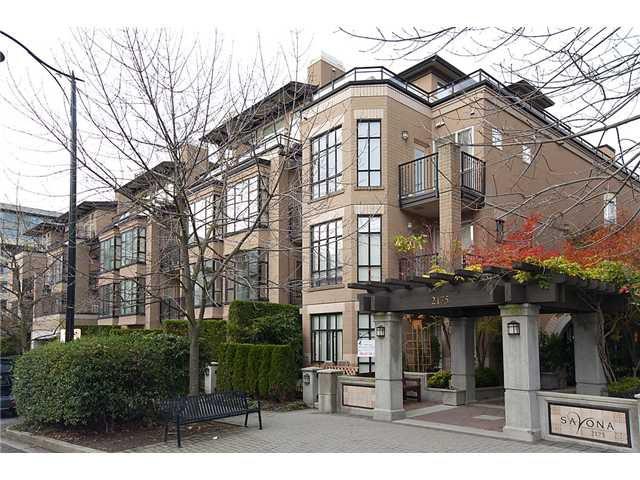 "Main Photo: 251 2175 SALAL Drive in Vancouver: Kitsilano Condo for sale in ""SAVONA"" (Vancouver West)  : MLS®# V858559"