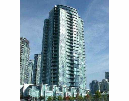 "Main Photo: 2605 1483 HOMER ST in Vancouver: False Creek North Condo for sale in ""WATERFORD"" (Vancouver West)  : MLS®# V572648"