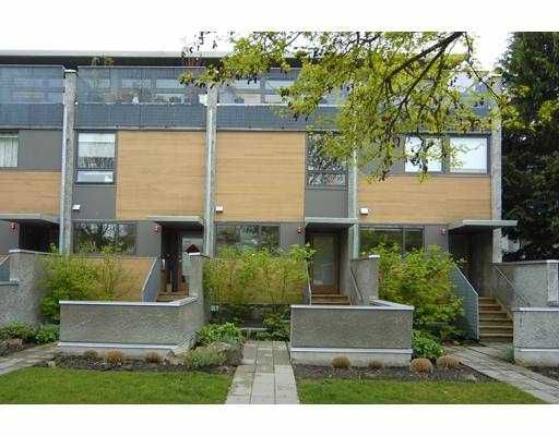 Main Photo: 390 E 15TH Avenue in Vancouver: Mount Pleasant VE Townhouse for sale (Vancouver East)  : MLS®# V766513