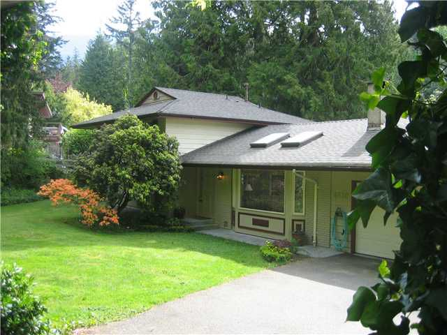 """Main Photo: 6930 MARINE Drive in West Vancouver: Whytecliff House for sale in """"WHYTECLIFFE"""" : MLS®# V814000"""
