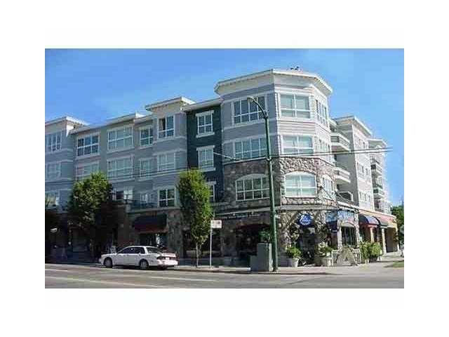 """Main Photo: 222 2680 W 4TH Avenue in Vancouver: Kitsilano Condo for sale in """"THE STAR OF KITSILANO"""" (Vancouver West)  : MLS®# V822234"""
