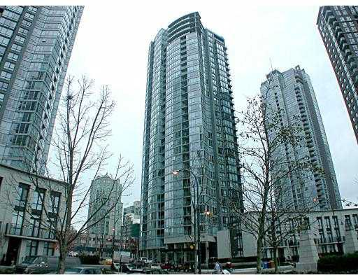 """Main Photo: 3202 1438 RICHARDS ST in Vancouver: False Creek North Condo for sale in """"AZURA I"""" (Vancouver West)  : MLS®# V567434"""
