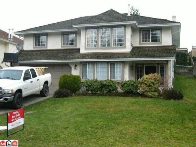 Main Photo: 35419 SANDY HILL Road in Abbotsford: Abbotsford East House for sale : MLS®# F1028506