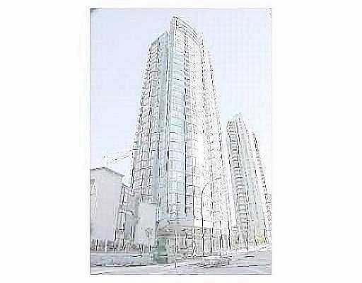 """Main Photo: 3601 1495 RICHARDS ST in Vancouver: False Creek North Condo for sale in """"AZURA II"""" (Vancouver West)  : MLS®# V542000"""