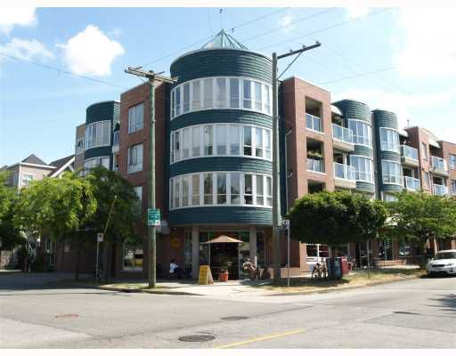 "Main Photo: 303 789 W 16TH Avenue in Vancouver: Fairview VW Condo for sale in ""SIXTEEN WILLOWS"" (Vancouver West)  : MLS®# V774177"
