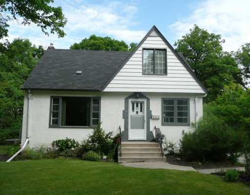 Main Photo: 845 SOUTHWOOD Avenue in WINNIPEG: Fort Garry / Whyte Ridge / St Norbert Residential for sale (South Winnipeg)  : MLS®# 2912110