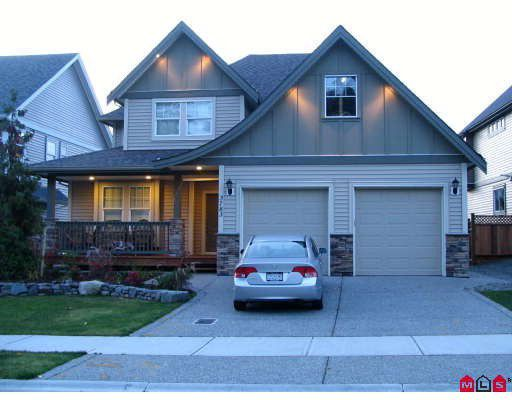 "Main Photo: 3783 MCKINLEY Drive in Abbotsford: Abbotsford East House for sale in ""SANDY HILL"" : MLS®# F2831922"