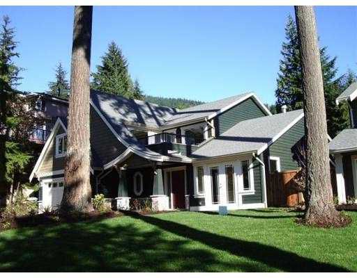 Main Photo: 4130 DELBROOK AV in North Vancouver: Upper Delbrook House for sale : MLS®# V555492