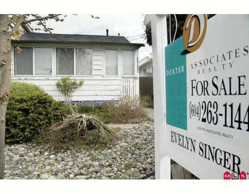 Main Photo: 15157 ROYAL Avenue in White_Rock: White Rock House for sale (South Surrey White Rock)  : MLS®# F2909197