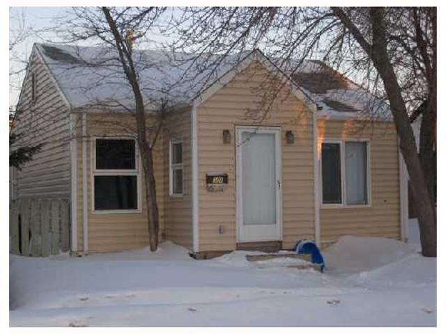 Main Photo: 391 MADISON Street in WINNIPEG: St James Residential for sale (West Winnipeg)  : MLS®# 2802995
