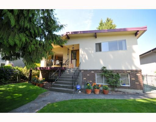 Main Photo: 753 W 68TH Avenue in Vancouver: Marpole House for sale (Vancouver West)  : MLS®# V778040