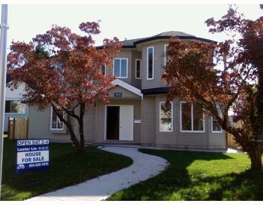 Main Photo: 3254 SCHOOL Avenue in Vancouver: Killarney VE House for sale (Vancouver East)  : MLS®# V787937