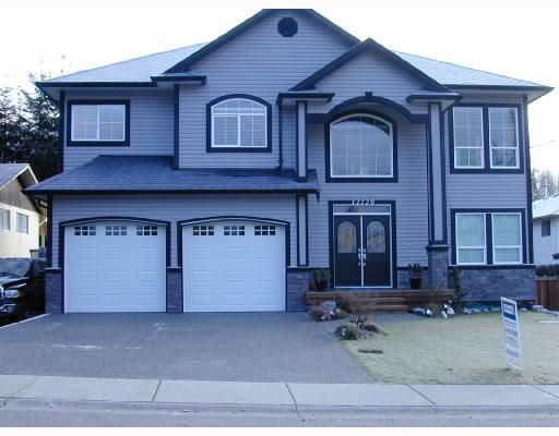 Main Photo: 12120 250th Street in Maple Ridge: Websters Corners House for sale : MLS®# V695520