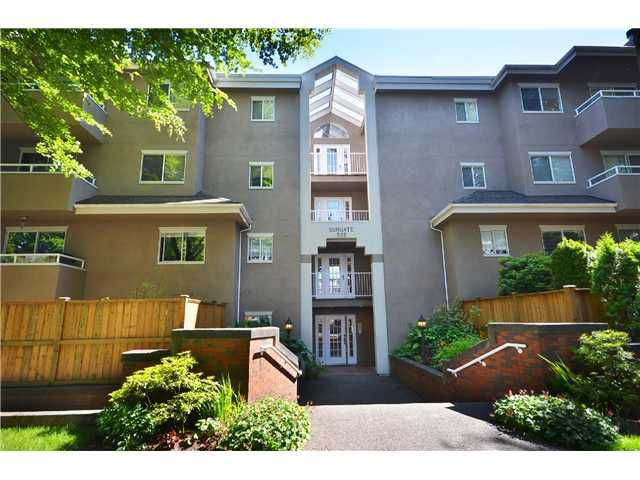 Main Photo: # 204 526 W 13TH AV in Vancouver: Fairview VW Condo for sale (Vancouver West)  : MLS®# V1011172