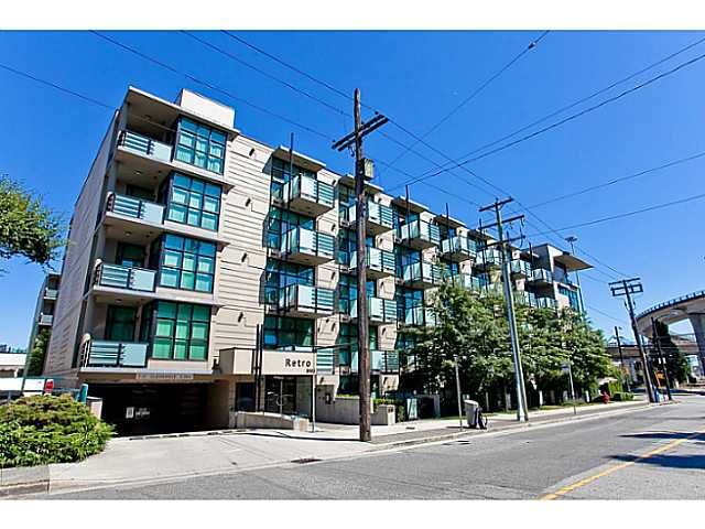 "Main Photo: 306 8988 HUDSON Street in Vancouver: Marpole Condo for sale in ""RETRO"" (Vancouver West)  : MLS®# V1032034"