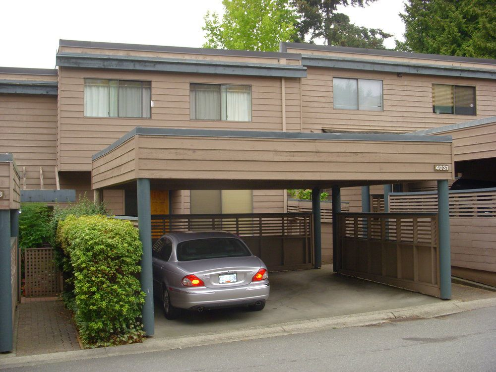 Main Photo: 4031 Parkway Drive in ARBUTUS VILLAGE: Quilchena Home for sale ()  : MLS®# V963748