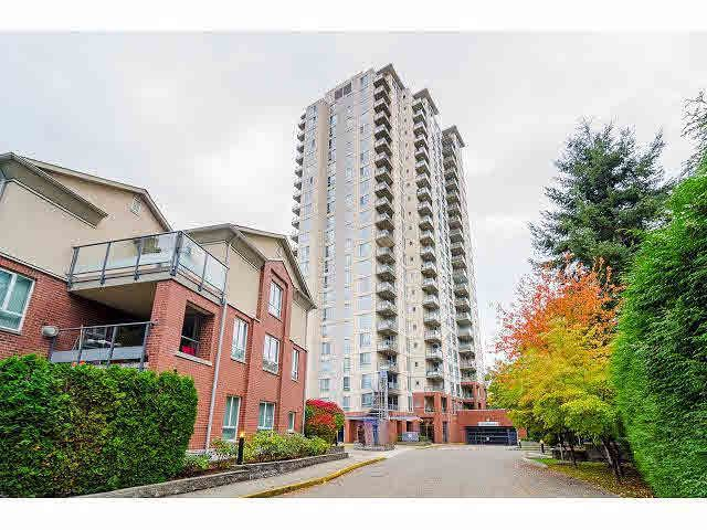 Main Photo: 1808 7077 BERESFORD Street in Burnaby: Highgate Condo for sale (Burnaby South)  : MLS®# V1092120