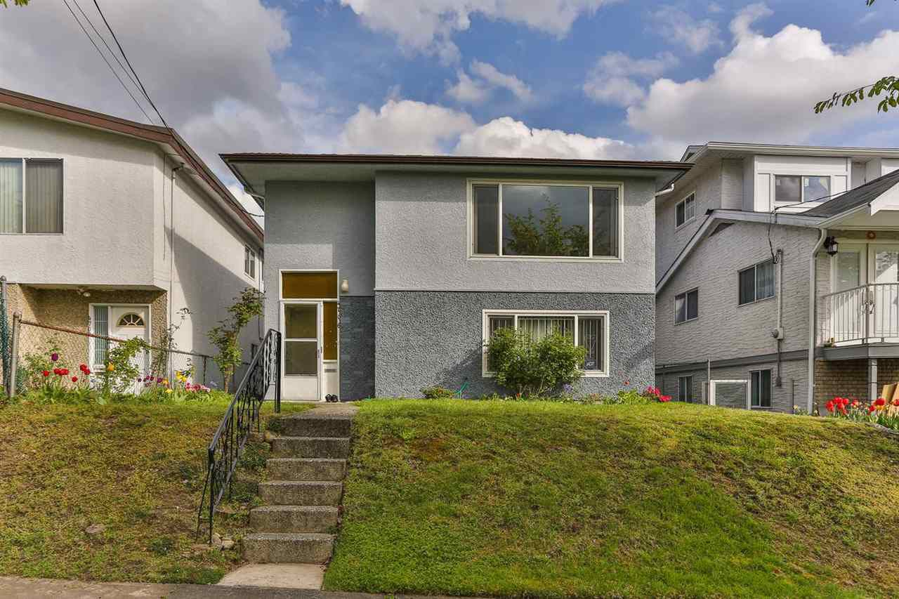 Main Photo: 4716 KILLARNEY Street in Vancouver: Collingwood VE House for sale (Vancouver East)  : MLS®# R2060773