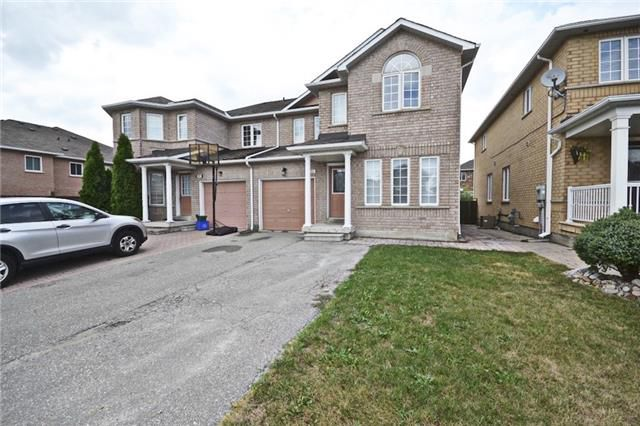 Main Photo: Marie Commisso 291 St Joan Of Arc Avenue in Vaughan: Maple House For Sale