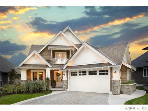 Main Photo: 2067 Hedgestone Lane in VICTORIA: La Bear Mountain Single Family Detached for sale (Langford)  : MLS®# 371659