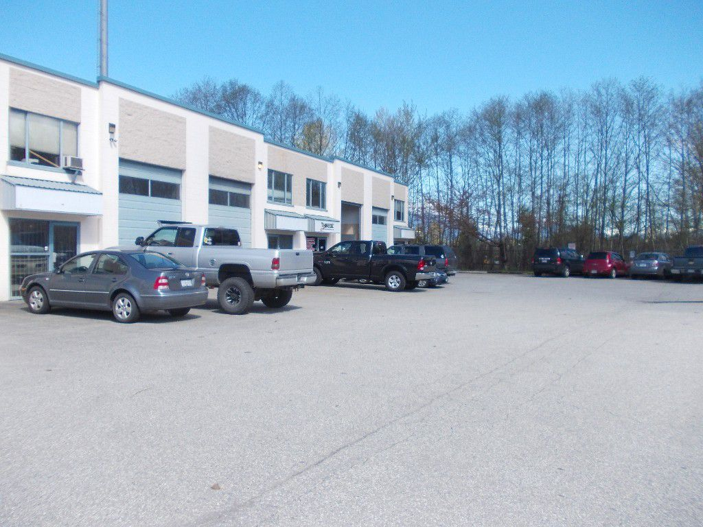 Main Photo: : Industrial for sale (Maple Ridge)
