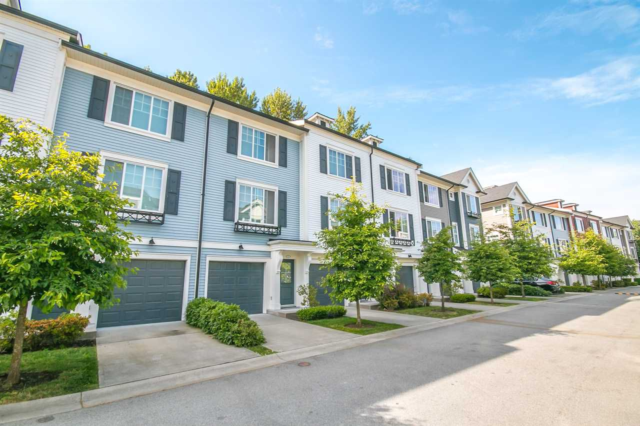 """Main Photo: 87 3010 RIVERBEND Drive in Coquitlam: Coquitlam East Townhouse for sale in """"WESTWOOD"""" : MLS®# R2187222"""