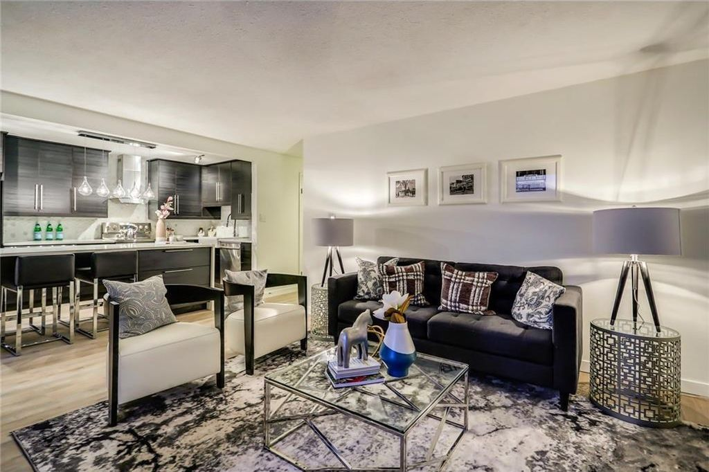 Main Photo: 204 1311 15 Avenue SW in Calgary: Beltline Condo for sale : MLS®# C4163277