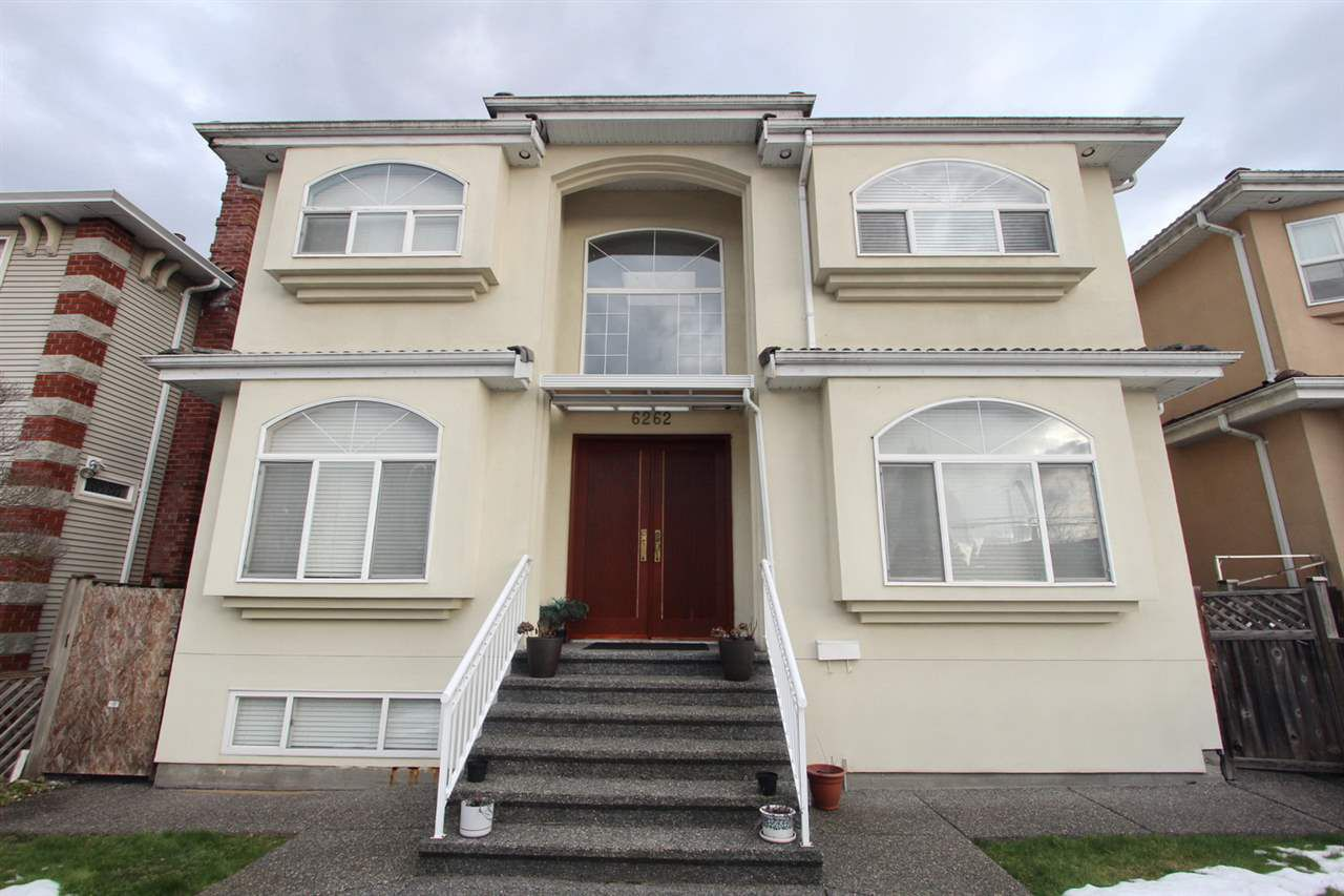 Main Photo: 6262 DOMAN Street in Vancouver: Killarney VE House for sale (Vancouver East)  : MLS®# R2243386