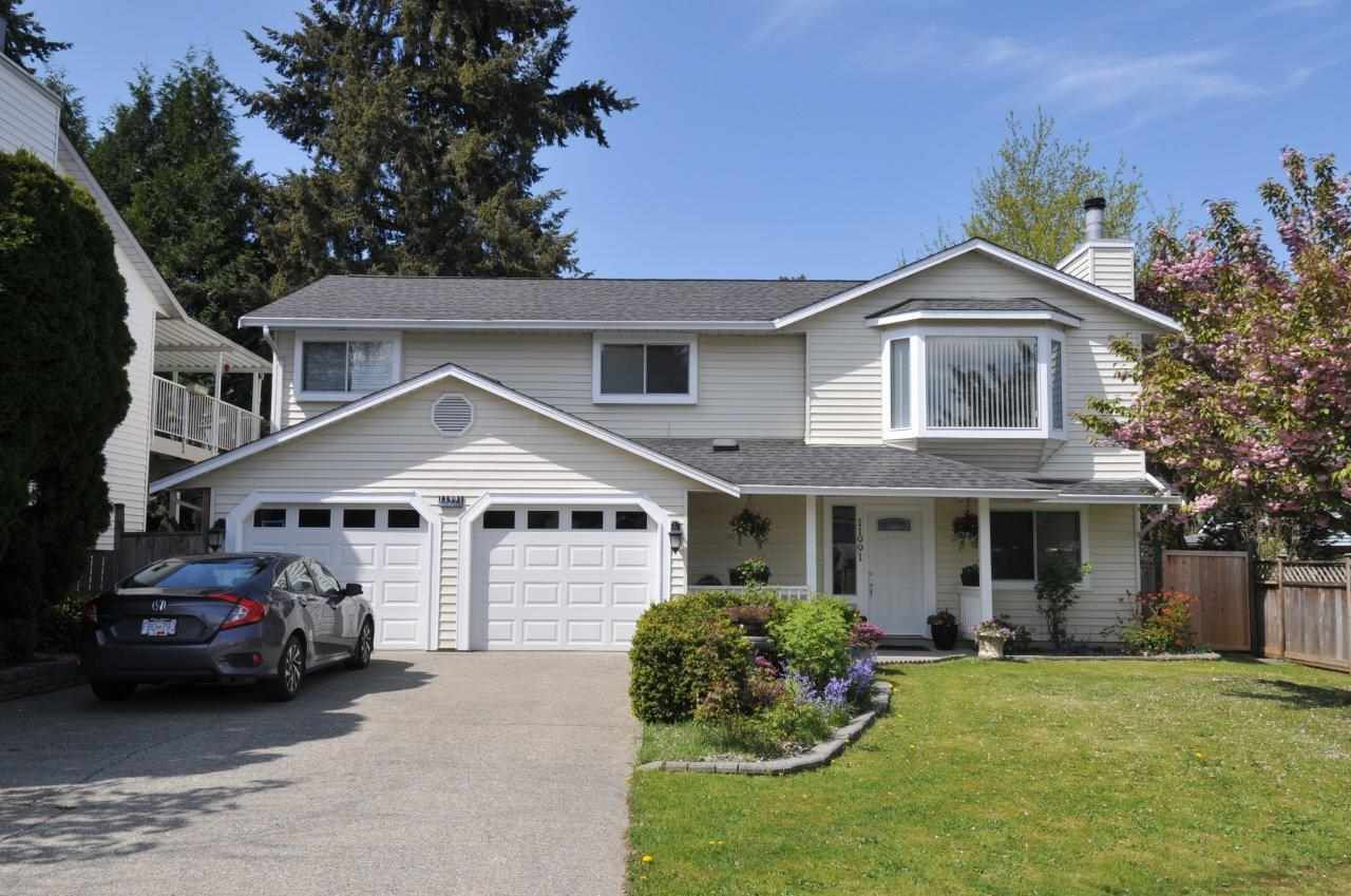 Main Photo: 11991 234 Street in Maple Ridge: Cottonwood MR House for sale : MLS®# R2263604
