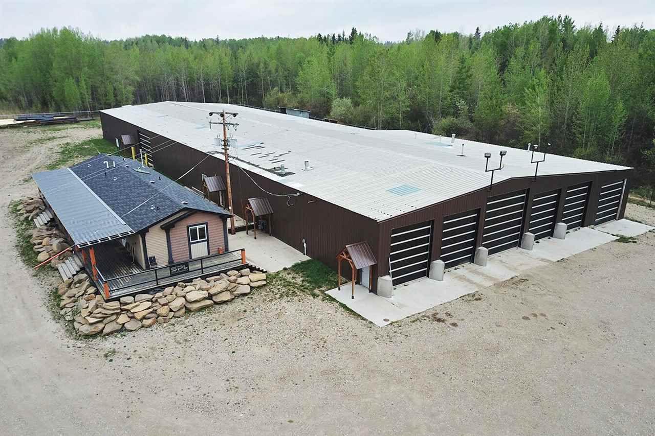 Main Photo: 53112 RR180: Rural Yellowhead Industrial for sale : MLS®# E4111617
