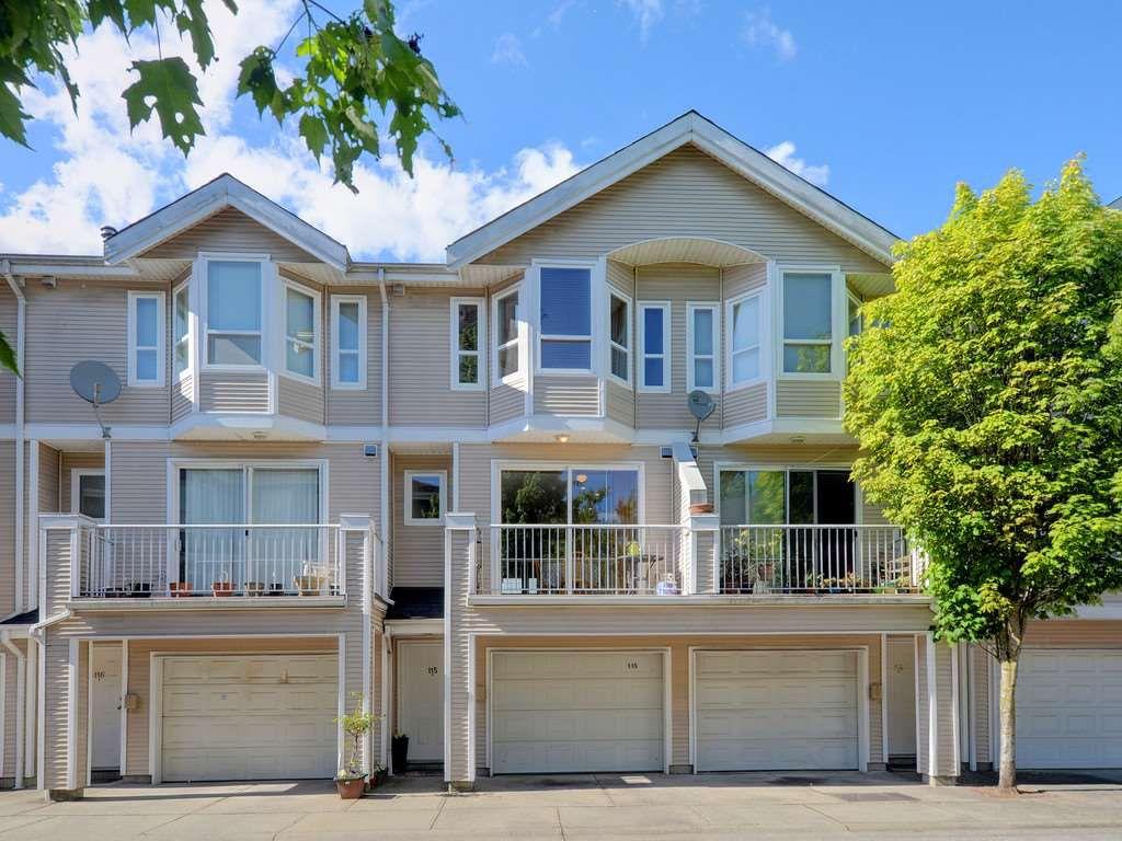 "Main Photo: 115 22888 WINDSOR Court in Richmond: Hamilton RI Townhouse for sale in ""Windsor Garden"" : MLS®# R2273489"