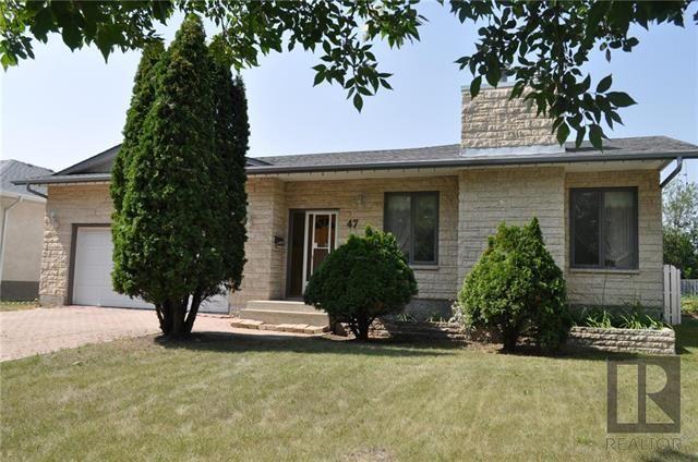 Main Photo: 47 Dunham Street in Winnipeg: Residential for sale (4H)  : MLS®# 1824007