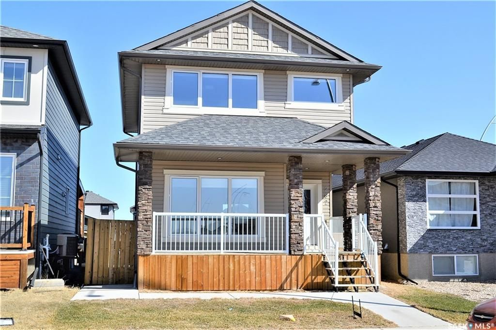 Main Photo: 282 Kloppenburg Way in Saskatoon: Evergreen Residential for sale : MLS®# SK748044